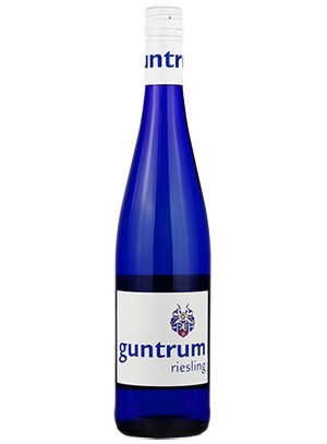 GUNTRUM Riesling(Blue Bottle)